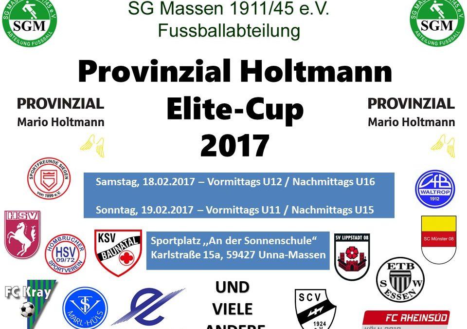 "Provinzial Holtmann ""Elite-Cup 2017 – Rückblick"