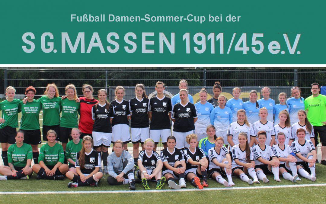 Sommer Damen Cup der SGM