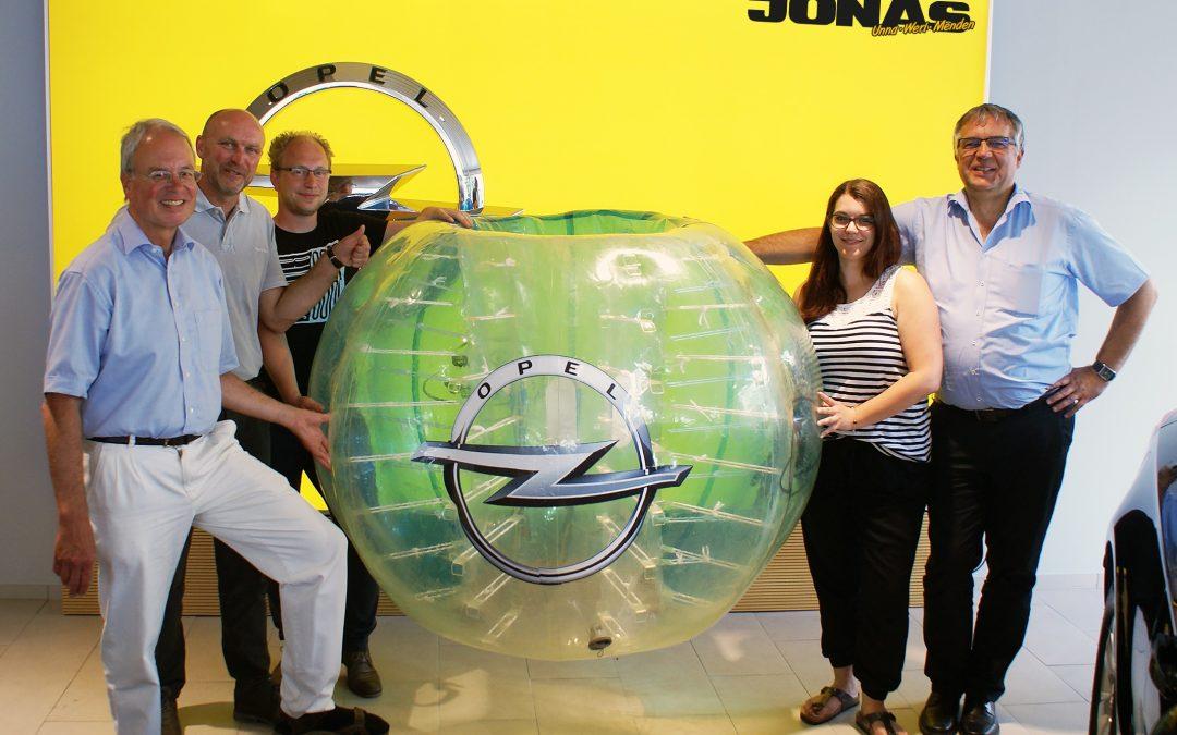 Opel Jonas Bubble-Kult Cup