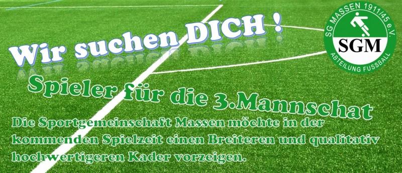 SG Massen 1911/45 e.V. - Fussball spielen im Kreis Unna